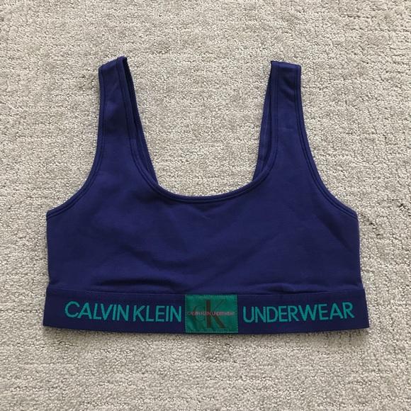 Calvin Klein Other - Calvin Klein Underwear Bralette NWT